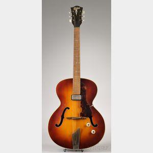 German Guitar, Karl Hofner Company, Schonbach, c. 1965, Model Senator E1