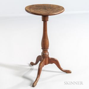 Small Cherry Candlestand