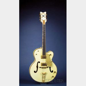 American Guitar, The Fred Gretsch Manufacturing Company, New York, 1959, Model White