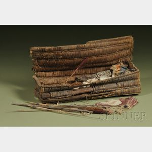 Pre-Columbian Weaving Kit