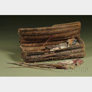 Pre-Columbian Weaving Kit