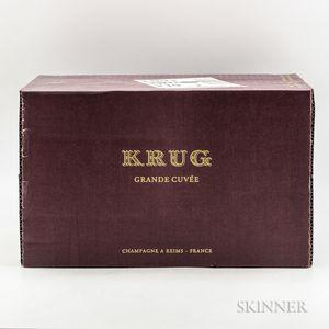 Krug Grande Cuvee NV, 6 bottles (oc)