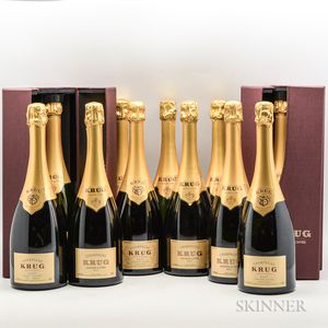 Krug Grande Cuvee NV, 11 bottles (2 x pc)
