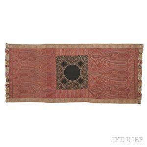 Sikh Period Long Shawl