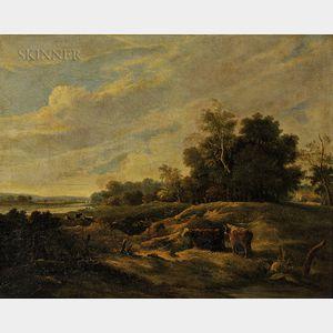 George Vincent (British, 1796-1831)      Postwick Grove, Norwich