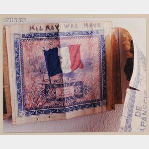 Andrew Bush (American, b. 1956)      Kilroy
