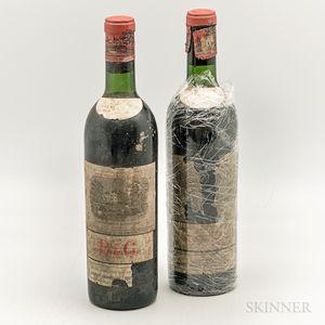 Chateau Lafite Rothschild, 3 bottles