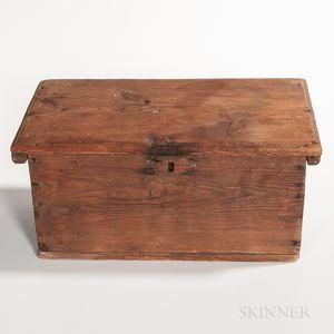 Early Pine Box