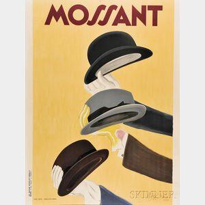 Leonetto Cappiello (French, 1875-1942)      Mossant