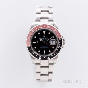 Rolex GMT Master II Reference 16710 with Box and Papers