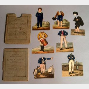 The History of Little Henry Exemplified in a Series of Figures