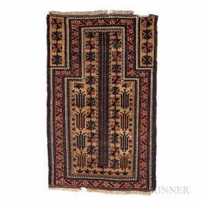 Baluch Prayer Rug,