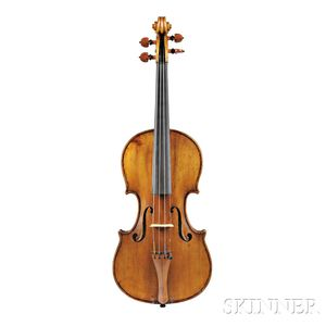 Modern Italian Violin, Carlo Badarello, Turin, 1923