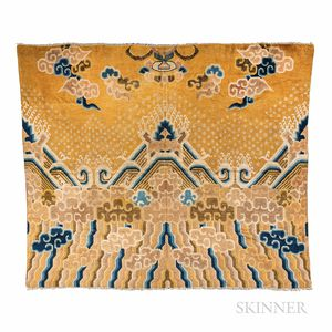 Ningxia Carpet Fragment
