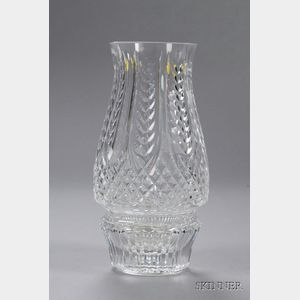 "Waterford Crystal ""Michael Collins"" Vase"