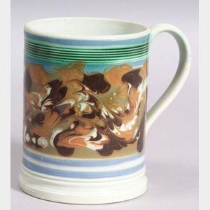 Large Mochaware Mug