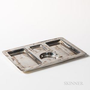 Tiffany Sterling Silver Desk Tray