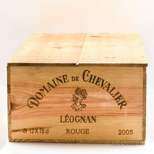 Domaine de Chevalier 2005, 12 bottles (owc)