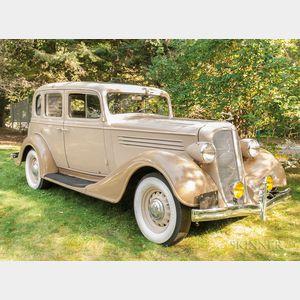 1934 Buick Club Sedan