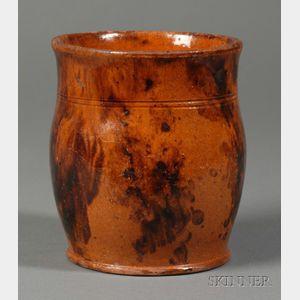 Redware Jar
