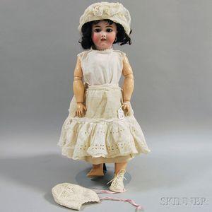 Simon Halbig Handwerck Bisque Head Doll