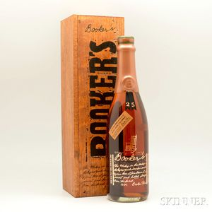 Booker's 25th Anniversary Edition   10 Years Old