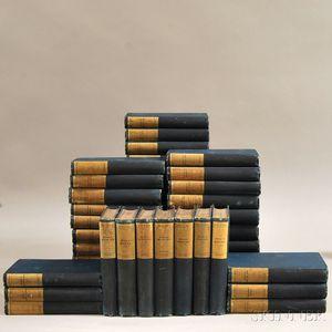 Balzac, Honoré de (1799-1850) The Novels.