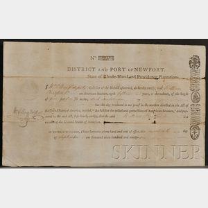 Ellery, William, (1727-1820), Signer from Rhode Island