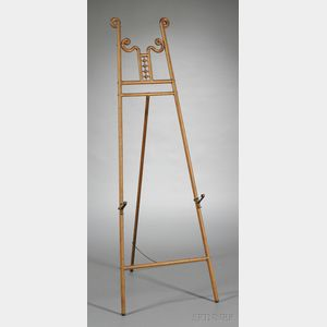 Victorian Bentwood Easel