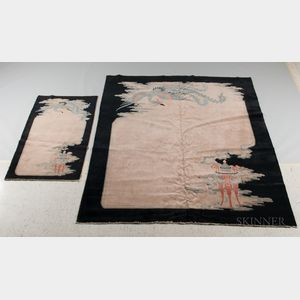 Two Art Deco Rugs