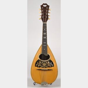 American Mandolin, Vega Company, Boston, c. 1920