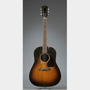 American Guitar, Gibson Incorportated, Kalamazoo, c. 1946, Model J-45