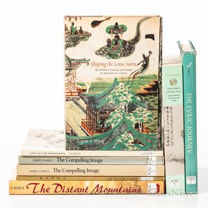 Eight Reference Books on Chinese Painting