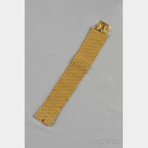 18kt Gold Bracelet