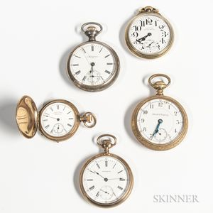 Five American Watches