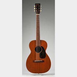 American Guitar, C.F. Martin & Company, Nazareth, 1941, Style 0-15