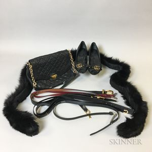 Group of Lady's Accessories