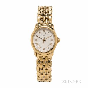 Chaumet 18kt Gold Wristwatch