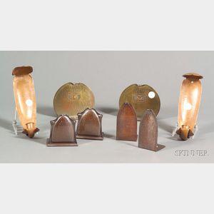 Arts & Crafts Copper Metalwork