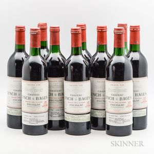 Chateau Lynch Bages 1985, 10 bottles