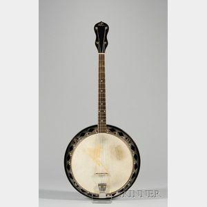 American Tenor Banjo, Gibson Incorporated, Kalamazoo, c. 1926, Model TB-1