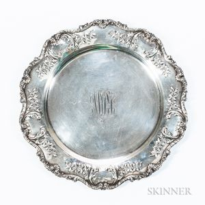 Dominick & Haff Sterling Silver Tray