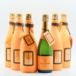 Veuve Clicquot Brut NV, 6 bottles