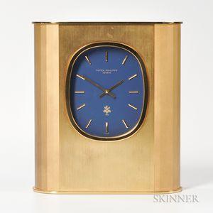 """Patek Philippe """"Ellipse D'or"""" Solar Clock"""
