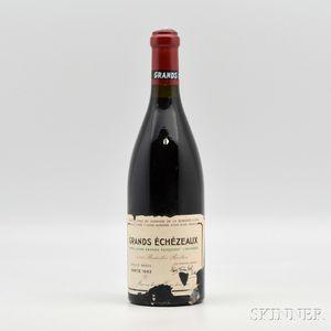 Domaine de la Romanee Conti Grands Echezeaux 1993, 1 bottle