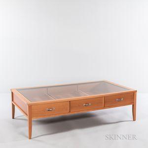 Display Box Coffee Table