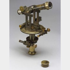 Miniature Theodolite by H. Morin