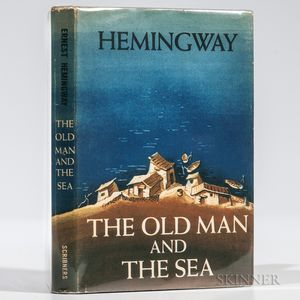 Hemingway, Ernest (1899-1961) The Old Man and the Sea.