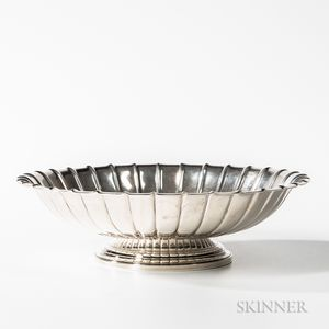 Sterling Silver Center Bowl