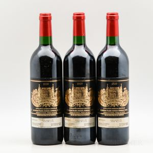 Chateau Palmer 2000, 3 bottles